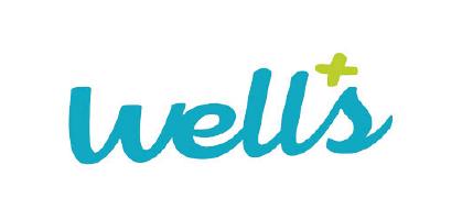 Logotipo da Wells