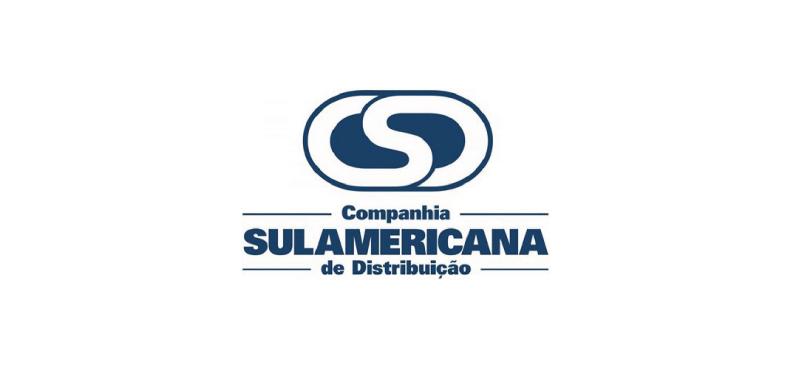 Logotipo da Companhia Sul Americana de Distribuição