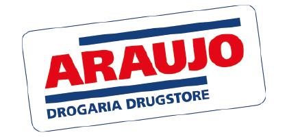 Logotipo da Drogaria Araújo